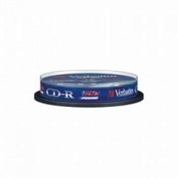 CD-R 700MB VERBATIM 52X...