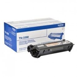 TONER BROTHER TN3390 NEGRO 12K