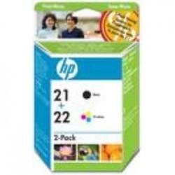 CARTUCHO HP 21+22 PACK...