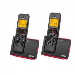 TELEFONO SPC 7292R DUO...
